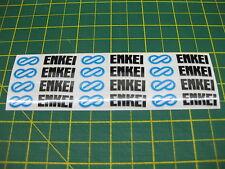 12 Enkei Rim Stickers