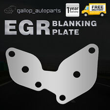 Holden Colorado D-Max Rodeo EGR Blanking Plate Exhaust Mod / Chip Upgraded 4jj1