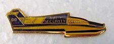"1999 SEATTLE SEAFAIR MR. SECURITY 1.5"" hydroplane boat racing tack pin"