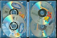 4 DVD Disney: Cenerentola + La Sirenetta Collectors Edition, Cofanetto STEEL BOX