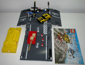 LEGO Racers 8196 Chopper Jump with Instructions
