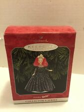 Barbie: Holiday Hallmark Keepsake Ornament 1998 6th in the Series