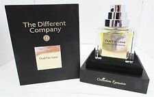 The Different Company Oud For Love 1.7 oz 50 ml EDP Black Box - BLOW OUT SALE