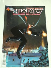 SHADOW MIDNIGHT IN MOSCOW #4 DYNAMITE COMICS