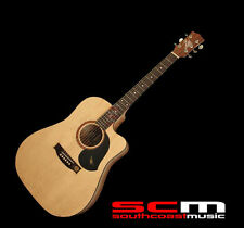 MATON SRS70C SOLID ROAD SERIES ACOUSTIC ELECTRIC GUITAR AP5PRO & CASE