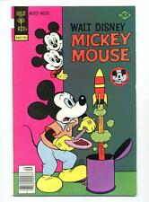 Mickey Mouse #175    Rocket Ship Cover
