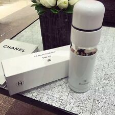 TOP RARE CHANEL CC ISOTHERMIC WATER BOTTLE EXCLUSIVE VIP LIMITED COLLECTIBLE !!!