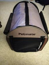 Petmate Collapsable Soft Sided Pet Crate Small Read Description