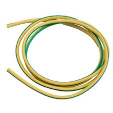 3mm Earth Sleeving For Electrical earth wire 1 Metre Sleeve