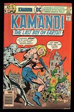 Kamandi (1972) #46 1st Print Gerry Conway Keith Giffen Mark Jewelers Insert VG
