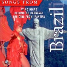 Songs from Brazil - CD Folk / Folklore / Weltmusik / Lateinamerika / Compilation