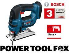 Bosch GST 18V-LI BN CORDLESS JIGSAW (BODY ONLY) 0615990GM6 3165140826662