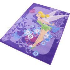 Kinder Teppich Tinkerbell 133 x 95 cm Teppich Disney Tropical