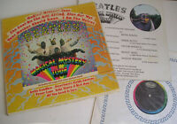 MONO The Beatles Magical Mystery Tour LP 1st US press 1967