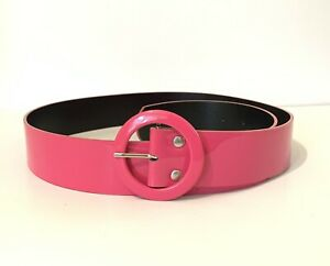 Pink Gloss Women's Fashion Belt