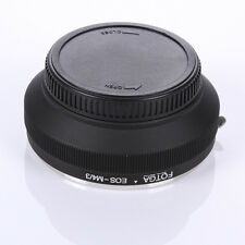 FOTGA CANON EOS EF lens Mount to Micro M4/3 4/3 Adapter for Olympus Panasonic