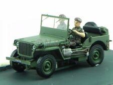 Oxford Diecast Willy/'s Jeep MB Royal Navy 1:76 Escala Modelo de coche vehículo abierto superior