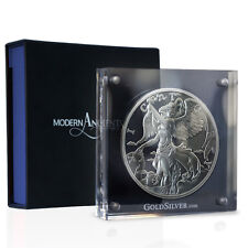 2015 Modern Ancients Series | Goddess Nike | 10 oz .999 Silver Proof Round Coin