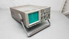 Hameg hm507 Analogique Digital Oscilloscope 50 MHz Oscilloscope