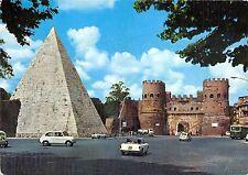 BR21396 Piramide di Caio Cestio e Porta S paolo Roma italy