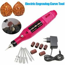 15pcs DIY Electric Engraving Engraver Pen Carve Tool Fit For Jewelry Metal Glass
