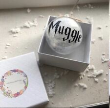 Harry Potter Personalised Name Christmas bauble/ Ornament | Christmas decoration