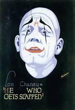 He Who Gets Slapped - 1924 - Lon Chaney John Gilbert Vintage Silent b/w Film DVD
