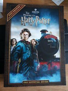 Harry Potter Warner Bros studio Tour London Programme