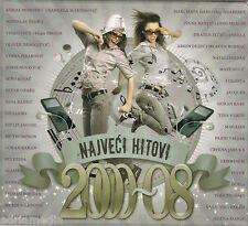 Najveci hitovi 2 CD 2000 - 2008 Oliver Ivana magazine vesna Adastra Hari thompson