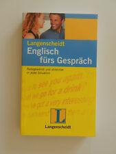 Langenscheidt Englisch fürs Gespräch Redegewandt und stilsicher