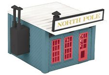 MTH 30-90535, O Gauge, Railking, North Pole Power Station