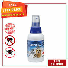 Frontline Spray for Dogs & Cats 100 mL Flea & Tick control treatment by Merial