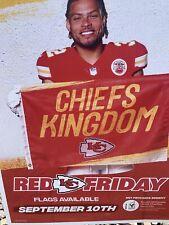 Kc Kansas City Chiefs Kingdom Flag 2021