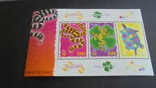 IRELAND 2001 SG MS1395 CHINESE NEW YEAR MNH