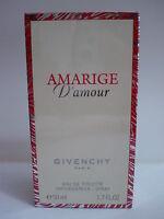 Givenchy Amarige D'amour Eau de Toilette spray 50 mL (1.7 oz) Sealed