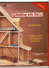"""Building with Bob"" Dollhouse Finishing book BOY730"