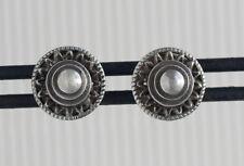 Oop New Silver Earrings by Allison Stern ~ Vintage 1996 ~ Posts