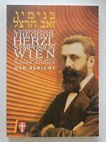 Theodor Herzl Symposion Wien Wiener Rathaus Der Bericht