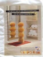 2007 Magazine Advertisement Page For Chex Mix Traditional Snacks Nice 1 Page Ad