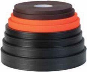 "100 ft roll Weaver Soft Grip 5/8"" HURRICANE BLUE material US made"