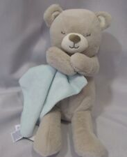 MUSICAL BEAR WITH BLANKET
