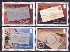 POSTAL HISTORY GIBRALTAR #1084-1087 ANNIVERSARIES SET MNH