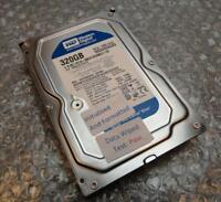 """320GB Western Digital WD3200AAKS-00L9A0 HGRNHTJAH 3.5"""" SATA Hard Drive"""
