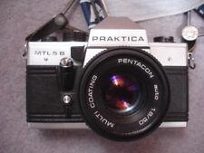 Praktica MTL 5B Pentacon 1.8/50 auto vintage camera