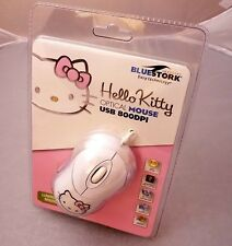 Hello Kitty Optical Optische USB Mouse Maus weiße weisse Kindermaus Kidsmouse