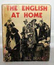 Bill Brandt The English At Home Original 1936 Gravure Photographs HC