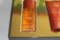 Yves Saint Laurent OPIUM Gift  SET EDT 50ml, VINTAGE, VERY RARE, NEW IN BOX