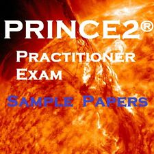 PRINCE2 Practitioner Exam Sample Papers x 6 + 30 Extra Practice Questions