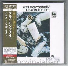 Sealed! WES MONTGOMERY A Day In JAPAN DSD SHM-SACD UCGU-9025 w/OBI+CARD SLEEVE