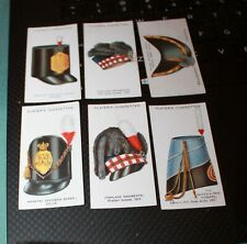 Miscellaneous Player Tobacco Cards Uniforms British Army World Riders, Military